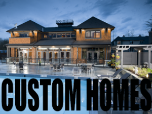 Custom Homes Construction Services